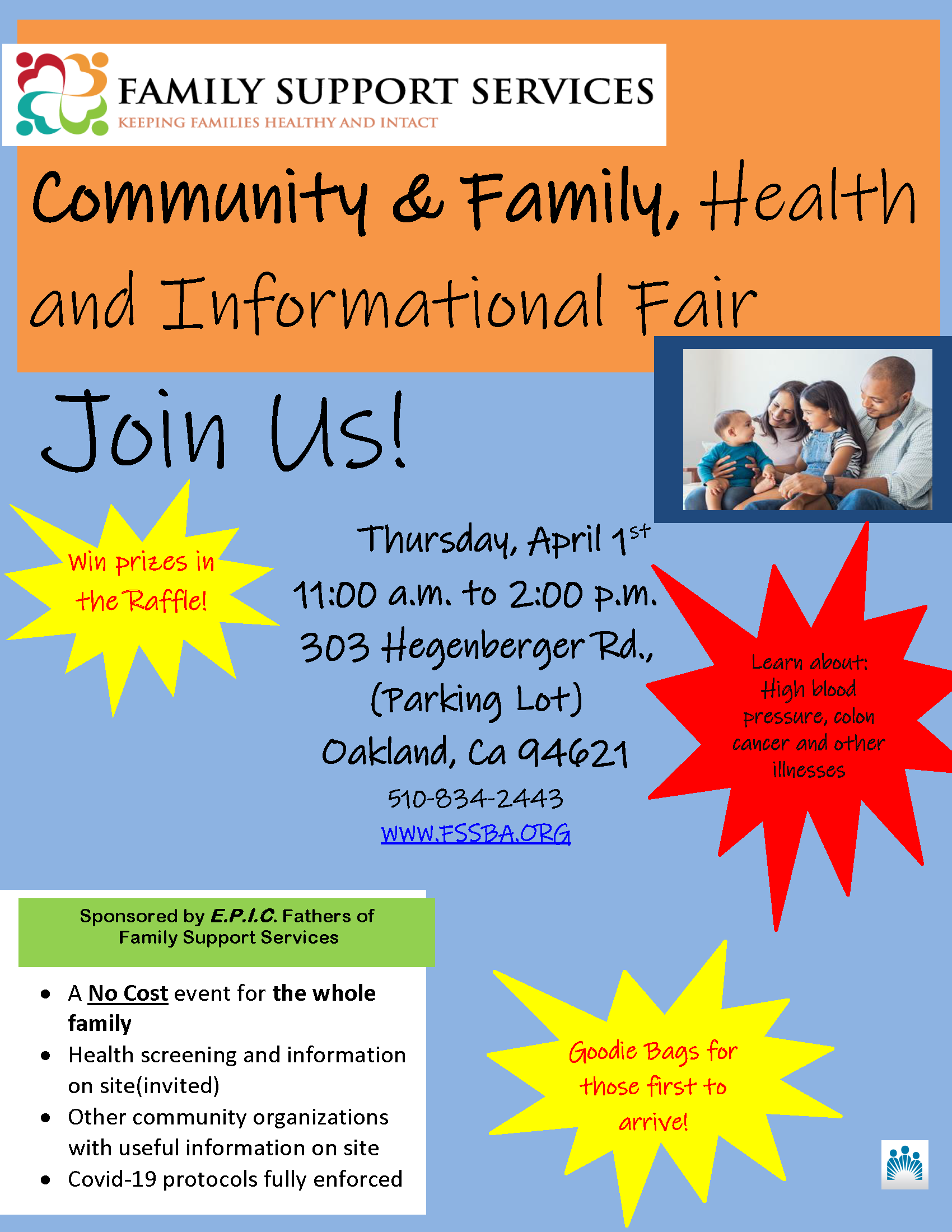 Community Health and Information Fair