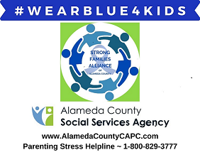 April 2 - Wear Blue for Kids Day